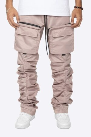 MEN'S STACKED FLARE PANTS